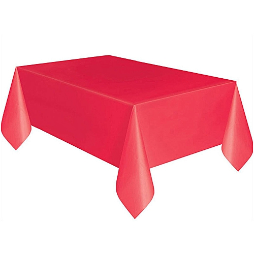 Buy Generic Duanxinyv Large Plastic Rectangle Table Cover Cloth