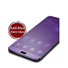 Huawei Honor 8/9/9 Lite/10 Anti Blue Light Anti Fingerprint Tempered Glass Screen Protector    HUAWEI HONOR 9 LITE    blue and anti fingerprint