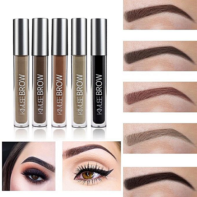 Generic Henna Tattoo Eyebrow Gel Tint Makeup Waterproof Eyebrow ...