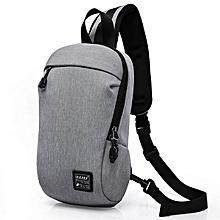KAKA® Men Multi-function Portable Crossboby Bag Fashion Waterproof Light Weight Sling Bag