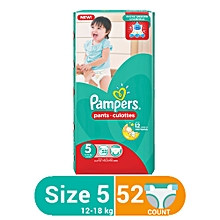 Pants Jumbo Pack - Size 5 - (12-18kg) - 52 Pieces