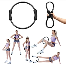 Pilates Ring Magic Circle Dual Grip Sporting Goods Yoga Ring Exercise FitneGK