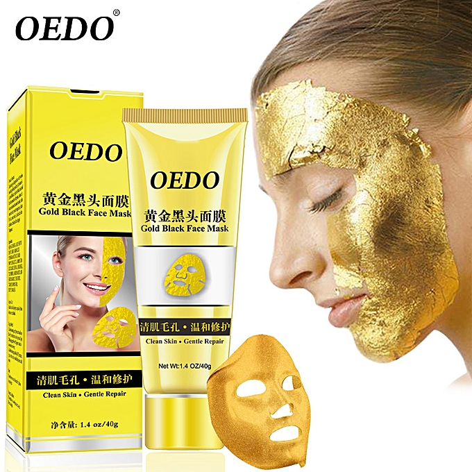 Skin Care 2019 New Oedo Yellow Gold Collagen Facial Face High Moisture Anti Aging Remove Wrinkle Care Go Blackhead Acne New Varieties Are Introduced One After Another Beauty & Health