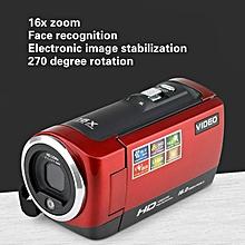 16 Megapixel 16x high speed zoom HD digital video camera