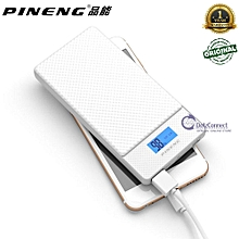 Pineng PN-993 10000mAh Quick Charge 3.0 Li-Polymer Power Bank BGmall