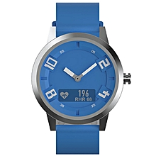 Lenovo Watch X Sport Version 8ATM Waterproof Bluetooth 5.0 Sapphire Glass Smart Watch Support  Heart Rate Monitor For Android IOS - Blue