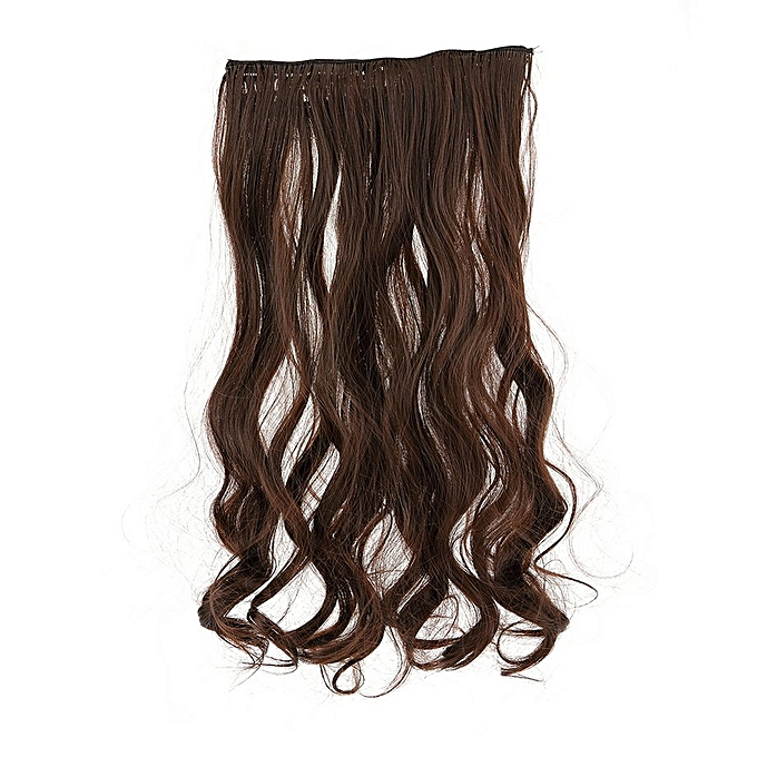 Buy Allwin Fashion 34 Full Head Clip In Hair Extensions Straight
