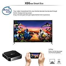 XBMC loaded KODI MINI Android 7.1.2 Nougat S905W 4K Quad Core Smart TV BOX HDR Media Streamer