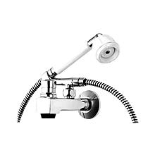 Hand Shower Attachment - Silver