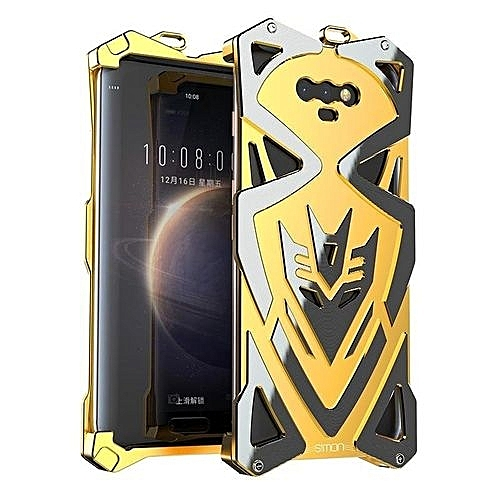 For Huawei Honor Magic Shockproof Phone Casing Metal Cover Bumper Phone  Case (Color:c2)