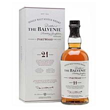 Port Wood 17 Years Single Malt whisky - 750ml