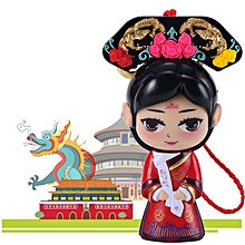 Chinese Forbidden City Queen Face Changing Doll Toys Gifts Car Decoration-