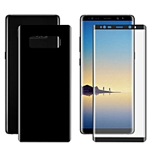 ENKAY Hat-Prince for Galaxy Note 8 0.1mm 3D Full Screen PET Front + Back HD Soft Screen Protector Film(Black)