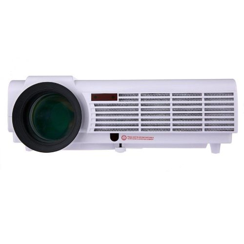 3000 Lumens Hd Home Theater Multimedia Lcd Led Projector: 96 Home Theater 3000 Lumens 1280 X 800