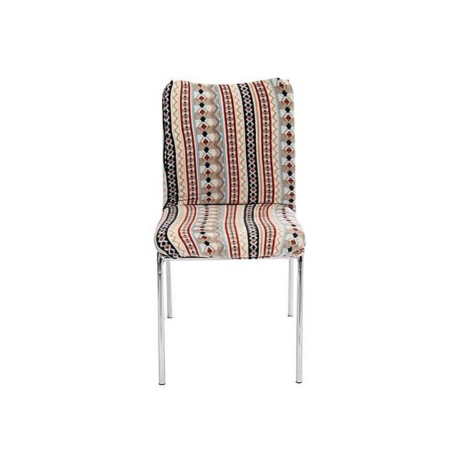 buy universal 6 types elastique couverture couvre housse de chaise d cor h tel salle manger. Black Bedroom Furniture Sets. Home Design Ideas