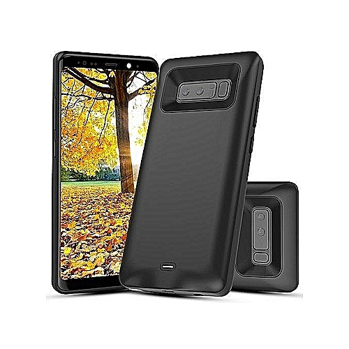 huge selection of fc94b e5978 Samsung Galaxy Note 8 Battery Case 5500mAh Rechargeable Extended Charging  Case