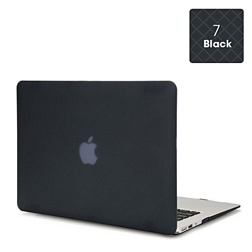 new arrival aeb28 2a57a Laptop Case For Apple Macbook Mac book Air Pro Retina New Touch Bar 11 12  13 15 inch Matte Hard Laptop Cover Case 13.3 Bag Shell( Model A1286)(Matte  ...