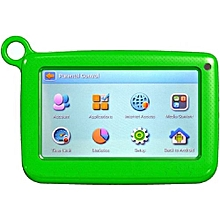 K72 Kid Tablet-7 Inch -8 GB -Wifi -Quad Core -1.2GHz -Green