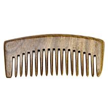 Natural Green Sandalwood Comb Massage Present Comb-AS Shown