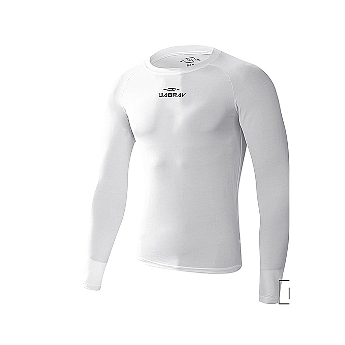 Men s Quick Dry Long Sleeve T-Shirt Running Fitness Shirts Workout Athletic  Compression Shirts 9f52cacabc8
