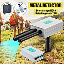 Pro AKS Handhold 3D Metal Detector Long Range 25M Finder Machine Copper 2colors