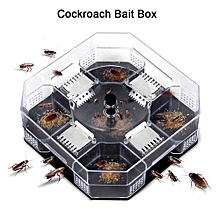 Effective Reusable Cockroach Catcher Cockroach Trap Cockroach Killer Cockroach Bait Box