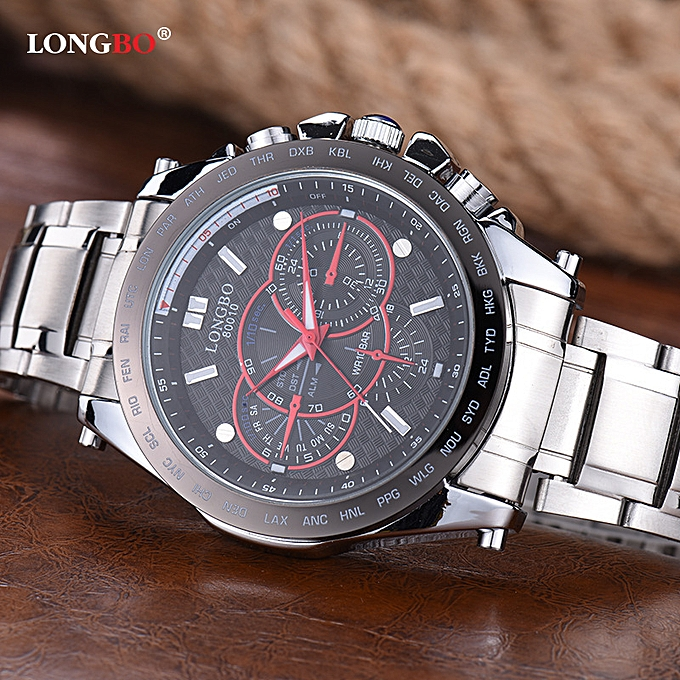 Long Po 80010 man the positive article business watch watert