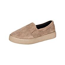 Khaki Women's Sneakers