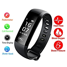 R5 Smart Fitness Watch Bracelet.