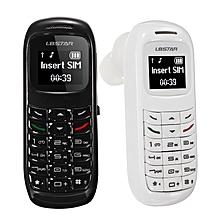 L8Star BM70 300mAh 0.66 Inch Single SIM Headset Dialer Bluetooth Earphone Mini Card Phone