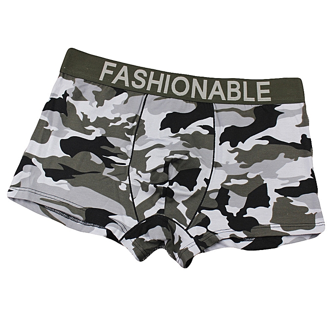 best selection of 2019 super specials big selection of 2019 Men's Camouflage Soft Briefs Underpants Knickers Shorts Underwear