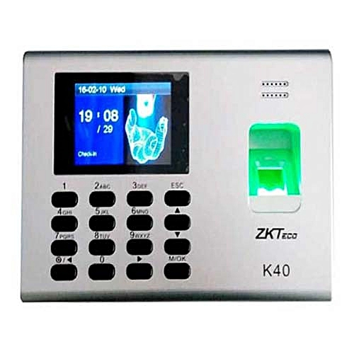 K40 Biometric Time Attendance