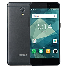 Roar 5 E2C 5-inch (1GB, 16GB ROM) Android 7.1, 2500mAh, 8MP+5MP, Dual Sim 4G LTE Smartphone - Grey