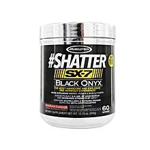 Shatter Sx7 Black Onyx - 60s - Fruit Punch