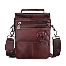 Men Travel Bags Genuine Leather Messenger Bag For Fashion High Quality Cross Body Shoulder Bags