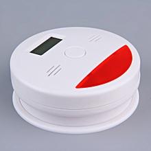 Carbon Monoxide Detector Sensor LCD Gas CO Alarm Tester Warn Battery Operate