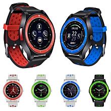 R10 Smart Watch Phone 1.22 Inch HD Screen Camera Music Watch Support to 32G TF Card Bluetooth Watch