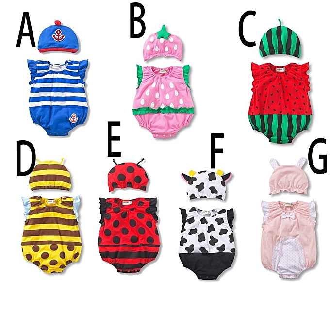 1938e6706 UNIVERSAL Super Fashion Cute Baby Sleeveless Rompers Cartoon ...