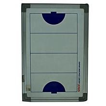 Tactics Board Hockey 30cm X 45cm: 86003h: Gisco