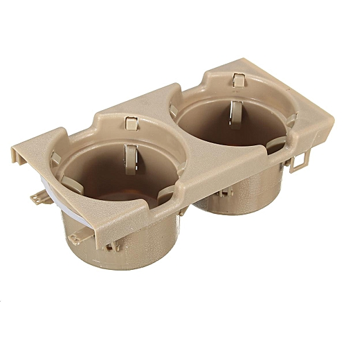 Generic Beige Front Drink Cup Holder For BMW E46 1998-2006 3 Series # 51168217953