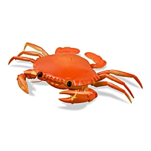 1 Pcs Infrared Remote Control Simulation Crab RC Animal Toy 9995