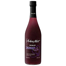 Arbor Mist Merlot Blackberry wine - 750ml