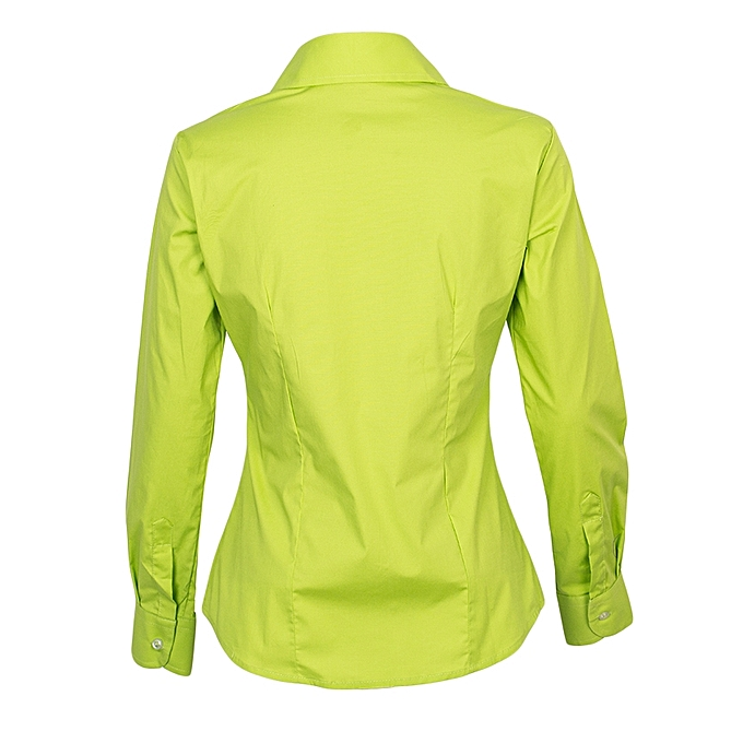 ab4fe735 Cotton Express Ladies Shirt - Lime Green @ Best Price Online | Jumia ...
