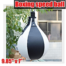 Desktop PU Punching Bag Speed Ball Toy Stress Buster Adult Sport Boxing Training