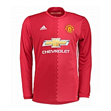 FOOTBALL JERSEYS Manchester United  Home Kit Jersey 16/17 Long Sleeve