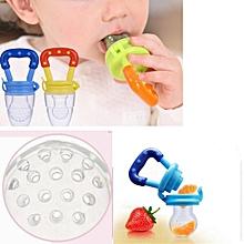 Baby Feeder Feeding Tool Fresh Food Nipple Fruit Juice Milk Shake Safe Supplies