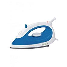 38-DI1-02 - Dry Iron with Spray - 1000w - White & Blue