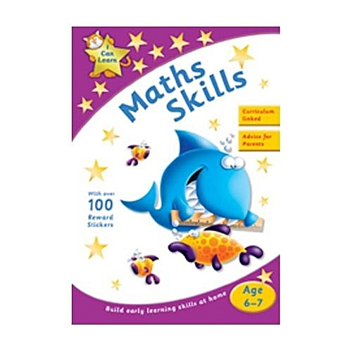Buy Text book center Maths Skills Age 6-7 @ Best Price Online ...