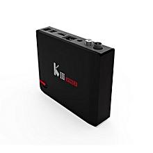 Mecool Kiii Pro S912 3g 16g Dvb-t2 Dvb-s2 Tv Box