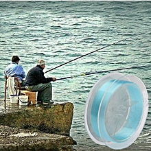 100m Extra Strong 2.0# 0.234mm 7.5kg Power Usa Fishing Line (baby Blue)